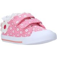 Boty Děti Módní tenisky Chicco 01065684000000 Růžový