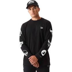 Textil Muži Mikiny New-Era 12553334 Černá