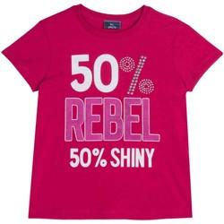 Textil Děti Trička s krátkým rukávem Chicco 09067157000000 Růžový