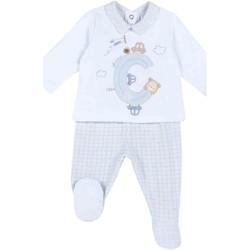 Textil Děti Obleky a kravaty  Chicco 09076647000000 Modrý