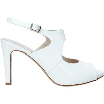 Boty Ženy Sandály Melluso HS824 Bílý