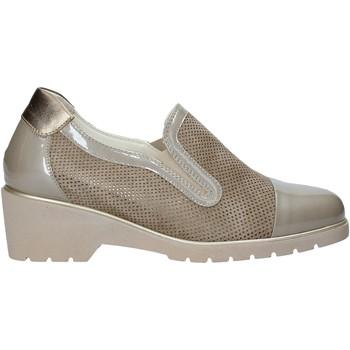 Boty Ženy Street boty Melluso R30721 Béžový