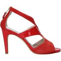 Boty Ženy Sandály Melluso HS852 Růžový