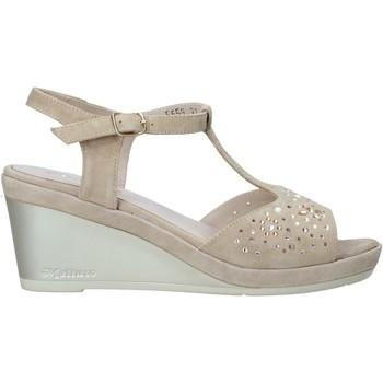 Boty Ženy Sandály Melluso HR70511 Béžový