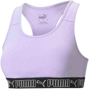 Textil Ženy Sportovní podprsenky Puma 520302 Fialový