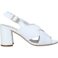 Boty Ženy Sandály Melluso HS536 Bílý