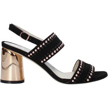 Boty Ženy Sandály Melluso HS553 Černá