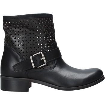 Boty Ženy Kotníkové boty Melluso H01400 Černá