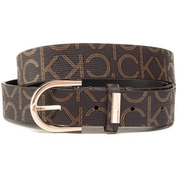 Textilní doplňky Pásky Calvin Klein Jeans K60K608111 Hnědý