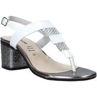 Boty Ženy Sandály Melluso H037097 Bílý