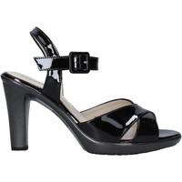 Boty Ženy Sandály Melluso HR50137 Černá