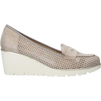 Boty Ženy Street boty Melluso HR20509 Béžový