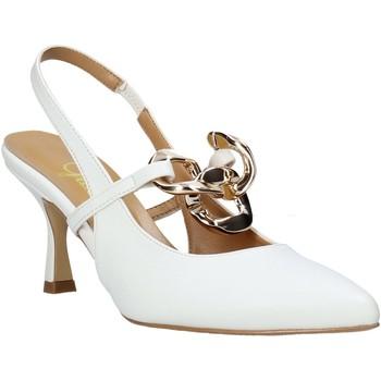 Boty Ženy Sandály Grace Shoes 057R059 Bílý