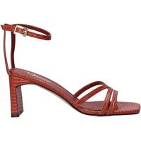 Boty Ženy Sandály Grace Shoes 395002 Hnědý