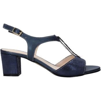 Boty Ženy Sandály Melluso HK95360 Modrý