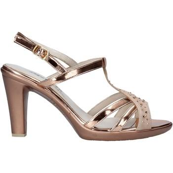 Boty Ženy Sandály Melluso HR50134 Růžový