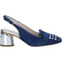 Boty Ženy Sandály Melluso HM108 Modrý
