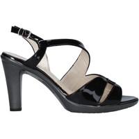 Boty Ženy Sandály Melluso HR50138 Černá