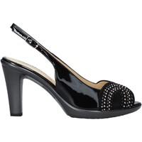 Boty Ženy Sandály Melluso HR50117 Černá