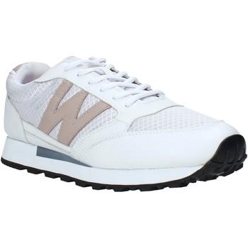 Boty Muži Módní tenisky Melluso U93200X Bílý