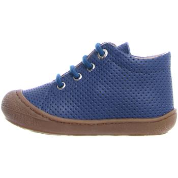 Boty Děti Módní tenisky Naturino 2012889 87 Modrý