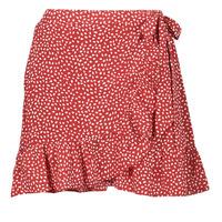 Textil Ženy Sukně Betty London OLINDA Červená / Bílá