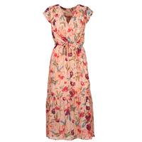 Textil Ženy Společenské šaty Moony Mood OLICA Růžová