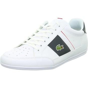 Boty Muži Šněrovací polobotky  & Šněrovací společenská obuv Lacoste Chaymon Bílé