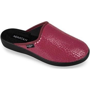 Boty Ženy Papuče Mjartan Dámske červené papuče  IVANKA červená