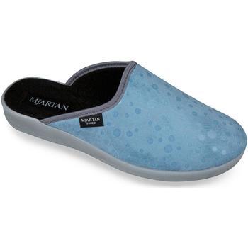 Boty Ženy Papuče Mjartan Dámske modré papuče  IVANKA modrá