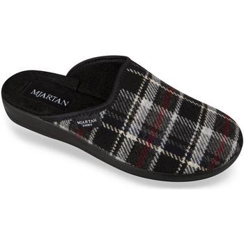 Boty Ženy Papuče Mjartan Dámske farebné papuče  LINES mix