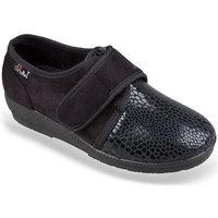 Boty Ženy Papuče Mjartan Dámske čierne papuče  EMMA čierna