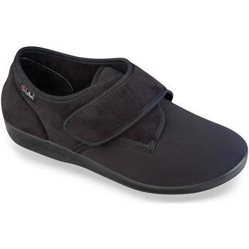 Boty Ženy Papuče Mjartan Dámske čierne papuče  NATALY čierna