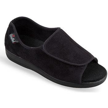 Boty Ženy Papuče Mjartan Dámske čierne papuče  MILOTA čierna
