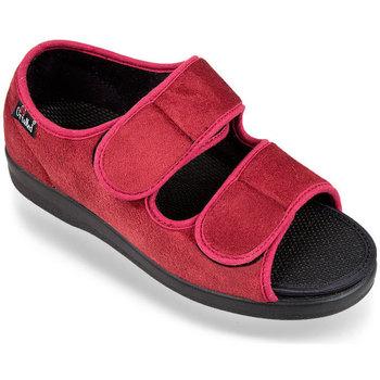 Boty Ženy Papuče Mjartan Dámske červené papuče  ORTENZIA červená