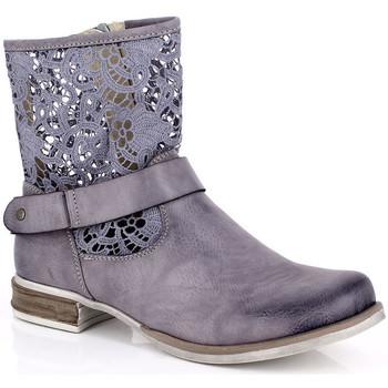 Boty Ženy Kotníkové boty Kimberfeel ANAELLE Gris