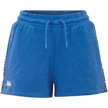 Textil Ženy Tříčtvrteční kalhoty Kappa Irisha Modré