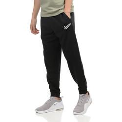 Textil Muži Teplákové kalhoty Converse Nova Jogger Ft Černá