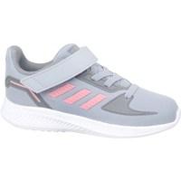 Boty Děti Běžecké / Krosové boty adidas Originals Runfalcon 20 Šedé