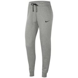 Textil Ženy Kalhoty Nike Wmns Fleece Pants Šedé