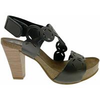 Boty Ženy Sandály Calzaturificio Loren LOJ0846ne nero