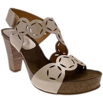 Boty Ženy Sandály Calzaturificio Loren LOJ0846dune nero
