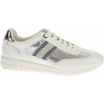 Boty Ženy Nízké tenisky S.Oliver Dámská obuv  5-23607-22 white comb. Bílá