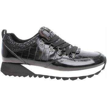 Boty Ženy Nízké tenisky S.Oliver Dámská obuv  5-23622-35 blk croco comb Černá