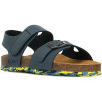 Boty Chlapecké Sandály Kickers Sunkro Modrá