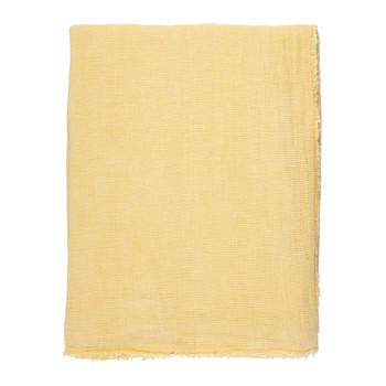 Bydlení Potahy, přehozy Côté Table BASIC Žlutá