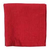 Bydlení Stolní ubrousek Côté Table BASIC Červená