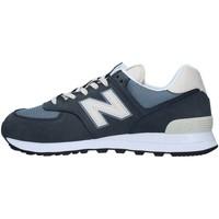 Boty Muži Nízké tenisky New Balance ML574SYP Modrá