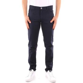 Textil Muži Kapsáčové kalhoty Trussardi 52J00007 1Y000163 Modrá