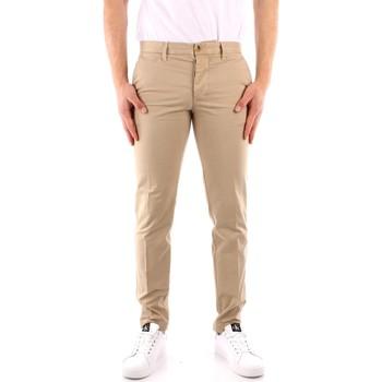 Textil Muži Kapsáčové kalhoty Blauer 21SBLUP01244 Béžová